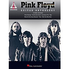 Hal Leonard Pink Floyd - Guitar Anthology Guitar Tab Songbook