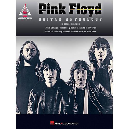 Hal Leonard Pink Floyd - Guitar Anthology Guitar Tab Songbook