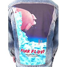 Dragonfly Clothing Pink Floyd - Oakland Coliseum '77  Pig In The Sky - Boys Denim Jacket