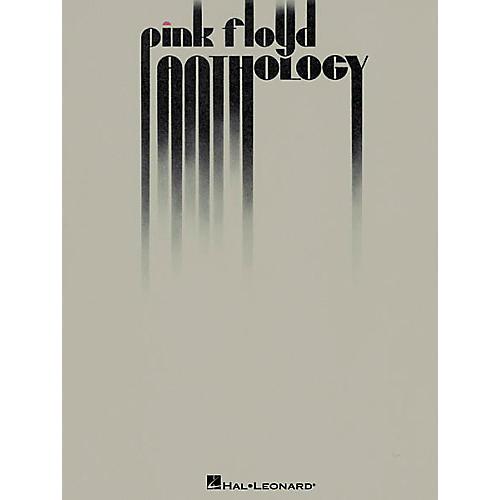 Hal Leonard Pink Floyd Anthology Piano, Vocal, Guitar Songbook
