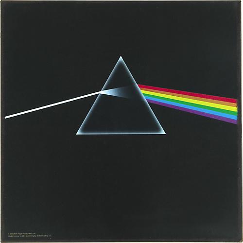 Gear One Pink Floyd Dark Side Metal Sign