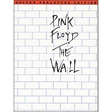 Music Sales Pink Floyd The Wall Guitar Tab Songbook