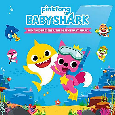 Pinkfong - Pinkfong Presents: The Best Of Baby Shark (CD)