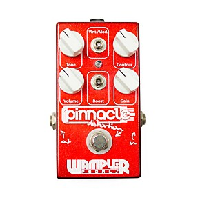 wampler pinnacle standard distortion guitar effects pedal musician 39 s friend. Black Bedroom Furniture Sets. Home Design Ideas