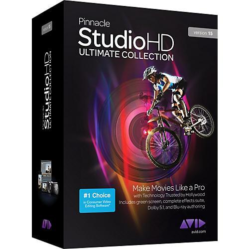 Pinnacle Pinnacle Studio HD Ultimate Collection Version 15