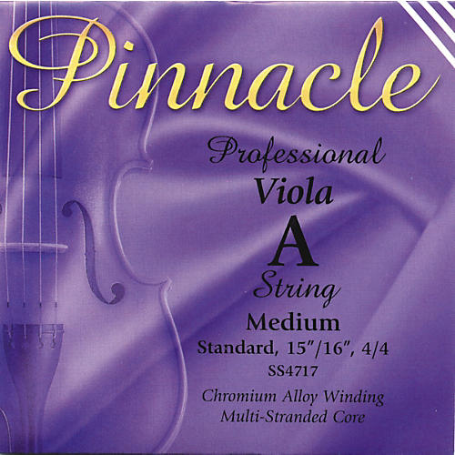 Super Sensitive Pinnacle Viola Strings