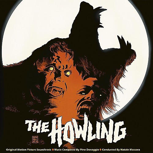 Alliance Pino Donaggio - Howling (1981 Original Soundtrack)