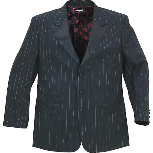 Dragonfly Clothing Pinstripe Blazer