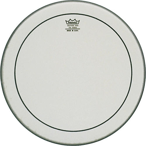 Remo Pinstripe Clear Crimplock Marching Tenor Drum Head 14 in.