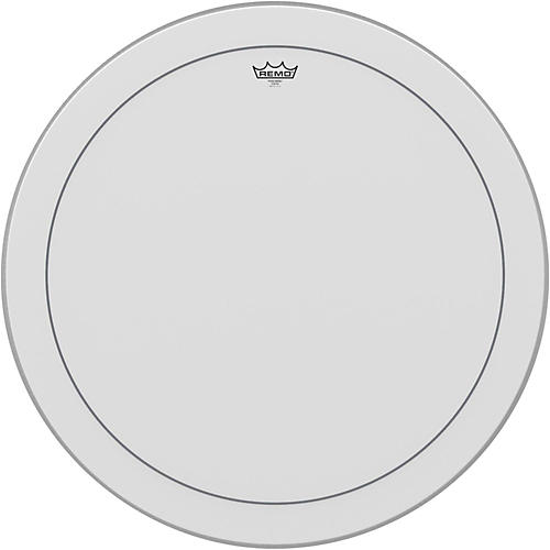 Remo Pinstripe Coated Bass Drumhead