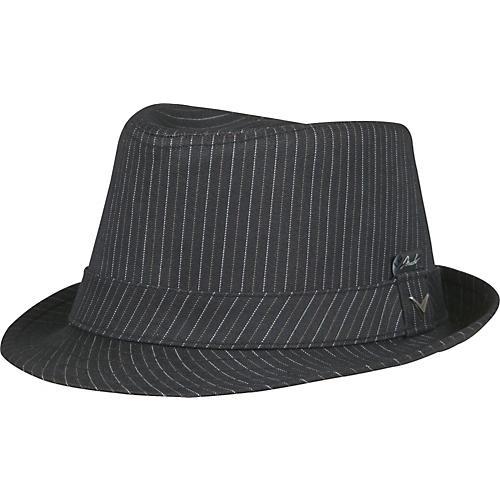 Fender Pinstripe Fedora Hat
