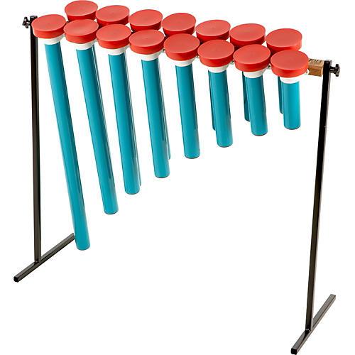 Joia Tubes Pipe Instrument Tube Sets Diatonic Alto, 2 Octave, G-G, Jt15D