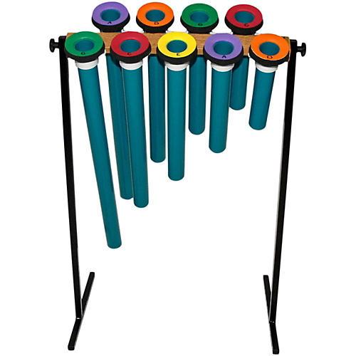 Joia Tubes Pipe Instrument Tube Sets Pentatonic Alto, 5 Note, G-E, Jtp9