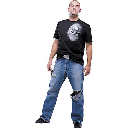 Coffin Case Pirate Skull T-Shirt