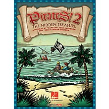 Hal Leonard Pirates 2: The Hidden Treasure (A Musical for Young Voices) Singer 5 Pak Composed by John Jacobson