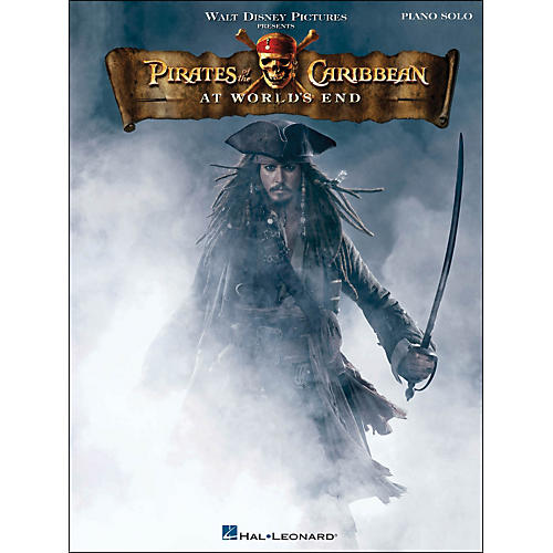Hal Leonard Pirates Of The Caribbean: At World's End arranged for piano solo