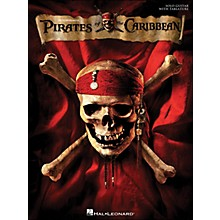 Hal Leonard Pirates Of The Caribbean for Solo Guitar with Tab
