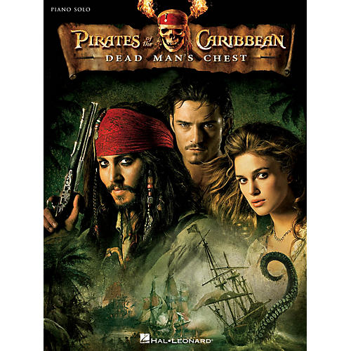 Hal Leonard Pirates of the Caribbean: Dead Man's Chest Concert Band Level 1.5 Arranged by Paul Murtha