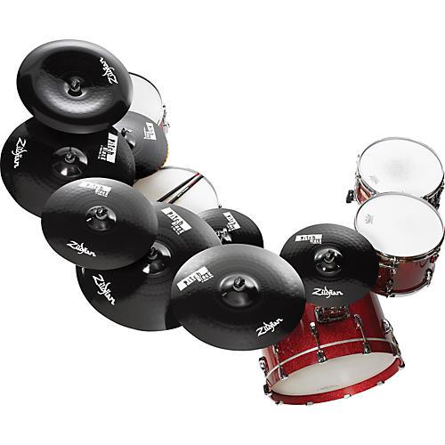 Zildjian Pitch Black Mastersound Hi-hat Bottom Cymbal