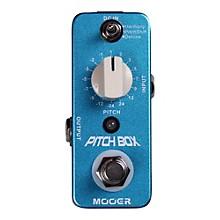 Open BoxMooer Pitch Box Guitar Effects Pedal