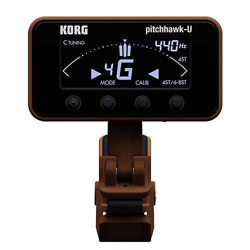 Korg Pitchhawk Ukulele Clip-On Tuner