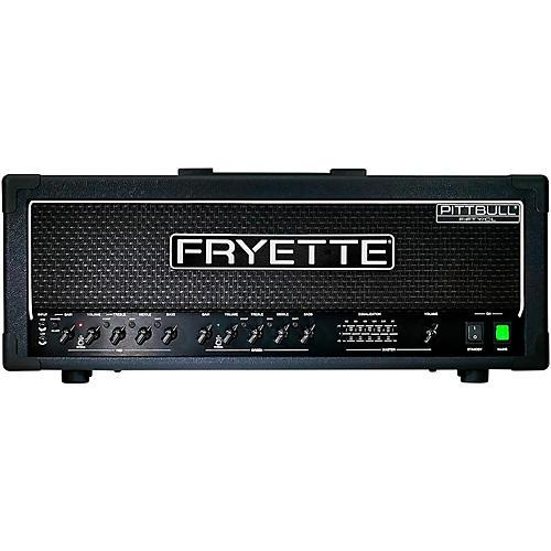Fryette Pittbull Fifty/CL 50W Tube Guitar Amp Head