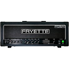 Open Box Fryette Pittbull Fifty/CL 50W Tube Guitar Amp Head