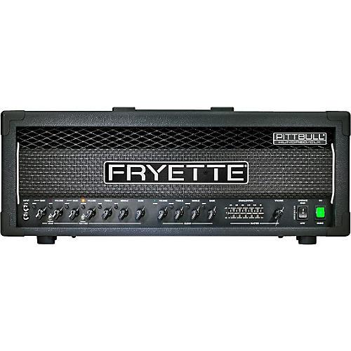 Fryette Pittbull Hundred/CLX 100W Masterbuilt Tube Guitar Amp Head