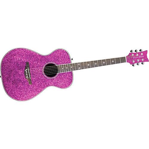 daisy rock pixie acoustic electric guitar musician 39 s friend. Black Bedroom Furniture Sets. Home Design Ideas