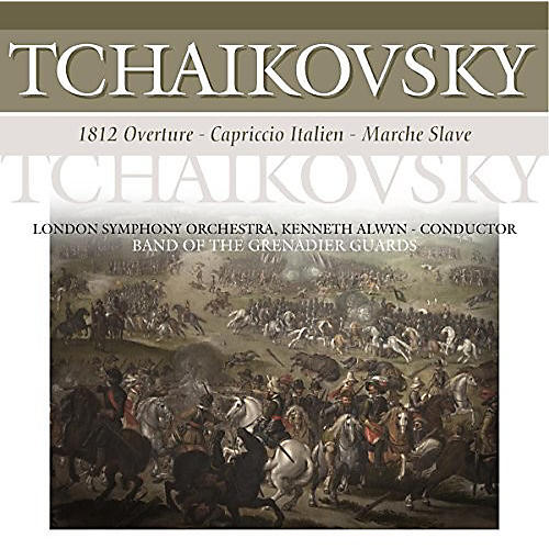 Alliance Pjotr Ilyich Tchaikovsky - 1812 Overture / Carpriccio Italien / Marche Slave
