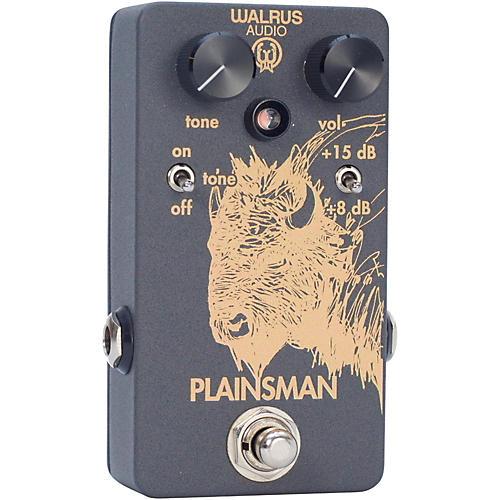 Walrus Audio Plainsman Clean Boost