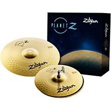 """Zildjian Planet Z 13"""", 16"""" Launch Cymbal Set"""