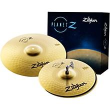 Zildjian Planet Z Fundamentals Cymbal Set