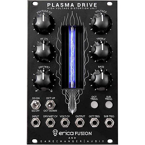 Gamechanger Audio Plasma Eurorack Distortion Module Black