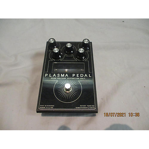 Gamechanger Audio Plasma Pedal Effect Pedal