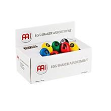 Meinl Plastic Egg Shaker Assortment Box