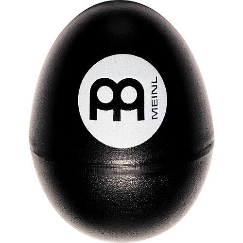 MEINL Plastic Egg Shaker Black