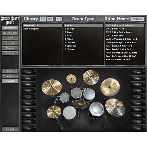 Steven Slate Drums Platinum 4.0 Software Download