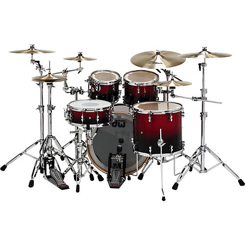 PDP by DW Platinum 5 Piece Shell Pack