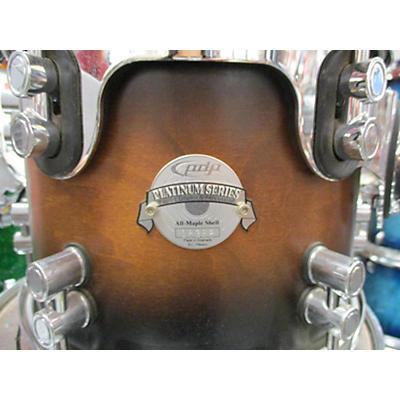PDP by DW Platinum Maple Drum Kit