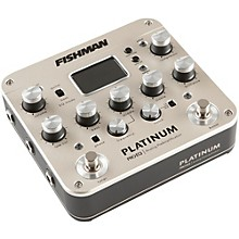 Open Box Fishman Platinum Pro EQ Acoustic Guitar Preamp