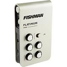 Open BoxFishman Platinum Stage Acoustic Guitar Preamp