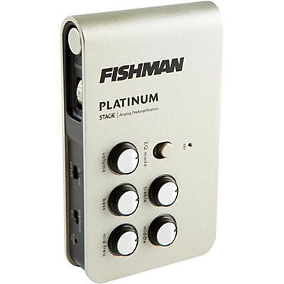 Fishman Platinum Stage Acoustic Guitar Preamp