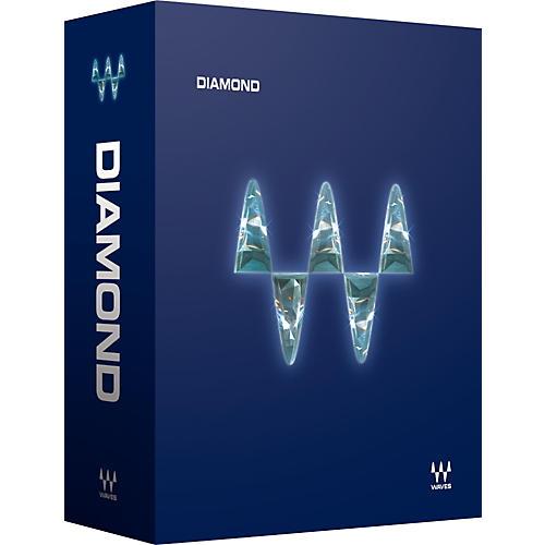 Waves Platinum TDM to Diamond TDM Upgrade