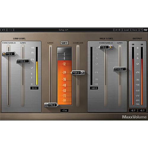 Waves Platinum Upgrade for Gold + L2 - TDM License