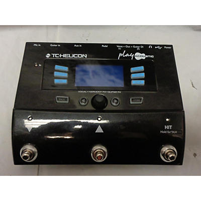 TC Helicon Play Acoustic Vocal Processor