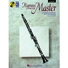 Hal Leonard Play Along Hymns for The Master (Book/CD)