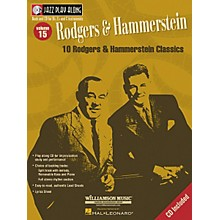 Hal Leonard Play Along Rodgers and Hammerstein (Book/CD)