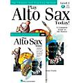 Hal Leonard Play Alto Sax Today! Beginner's Pack - Includes Book/CD/DVD thumbnail