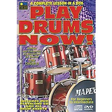 Music Sales Play Drums Now! (A Complete Lesson in a Box) Music Sales America Series Written by Toni Cannelli